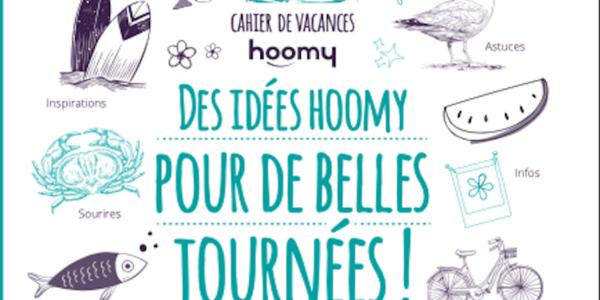 Une première pour hoomy : le cahier de vacances pour les locataires