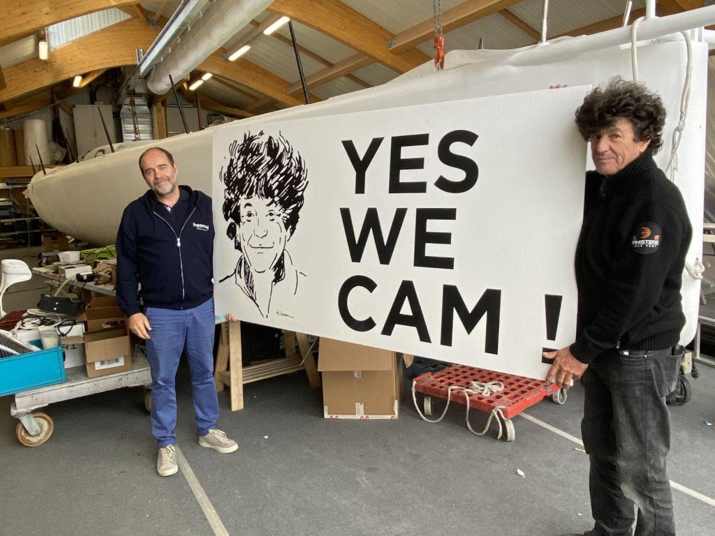 Première rencontre avec Jean Le Cam