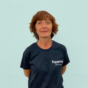 Hélène, concierge et coordinatrice de village hoomy à Pont-Labbé